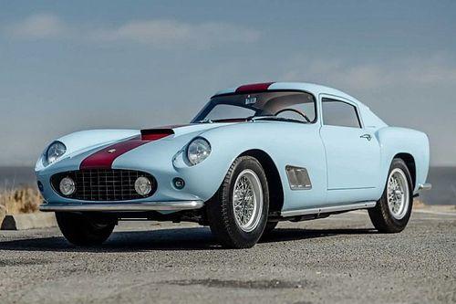 Árverésen a Ferrari remekműve: a 250 GT akár 3,6 milliárdforintot is érhet