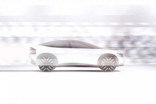 Az elektromos ferdehátú Nissan Leaf crossoverré alakul Európában