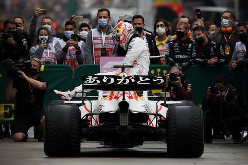 """Verstappen: """"Lo más difícil fue mantenerme despierto"""""""