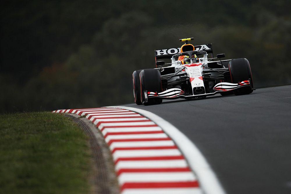 Pérez, ante la gran oportunidad de ayudar a Red Bull contra Hamilton