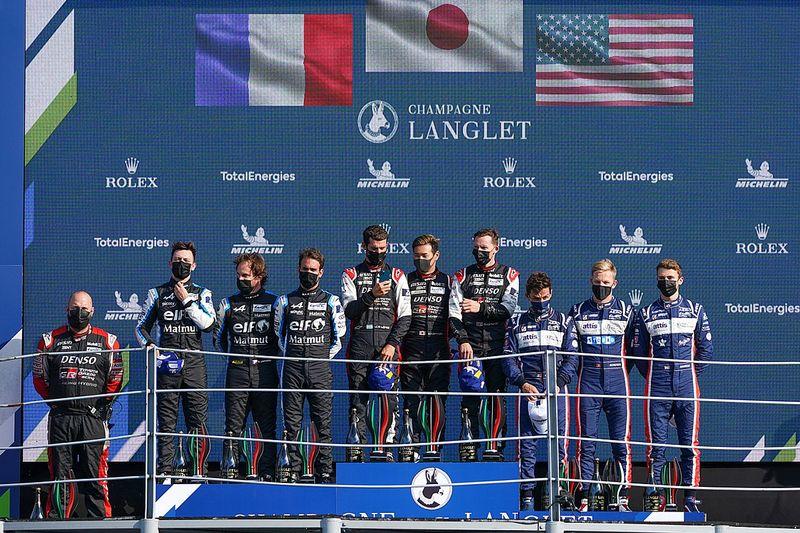 """WEC: Toyota supera """"susto"""", confirma favoritismo e vence em Monza; brasileiros sobem ao pódio"""