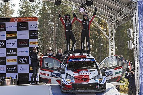 Elfyn Evans Nilai Reli Finlandia Jadi Kemenangan Terbaik