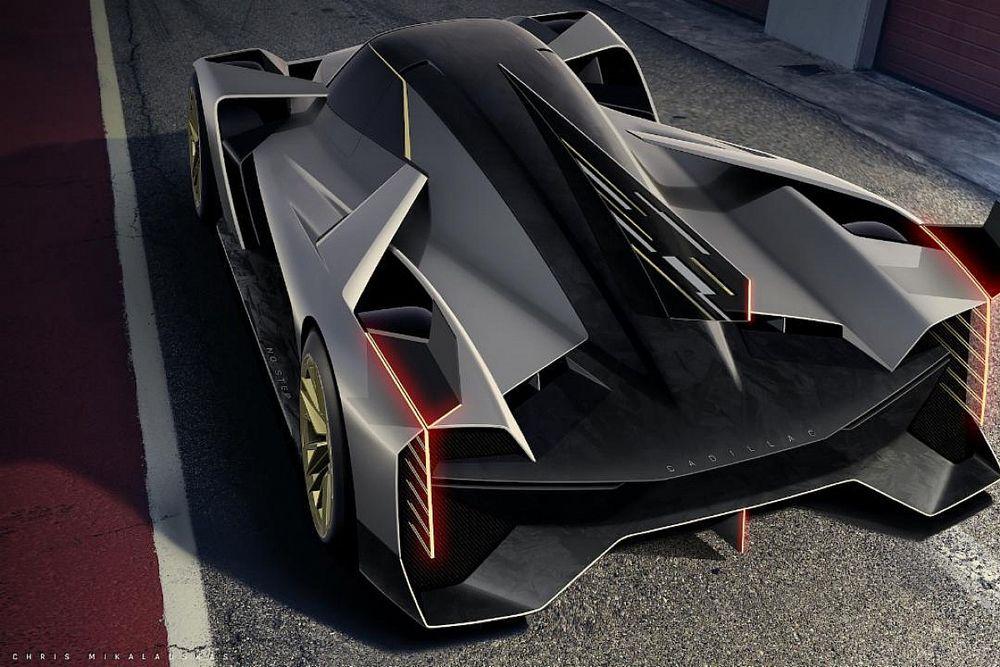 Hivatalos: a Cadillac is beszállt az LMDh-ba, 2023-ban már Le Mans-ban is rajthoz állnak!