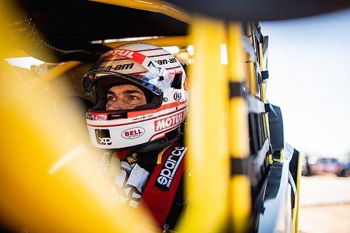 Piquet Jr. destaca adaptação no dia 1 e vê margem para avançar após ganhar posições na 1ª especial no Sertões