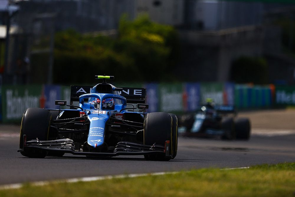 Why Alpine's defining F1 moment still isn't enough