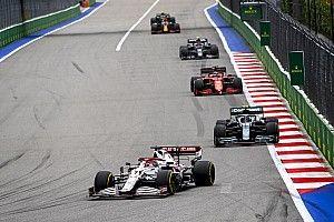 Räikkönen megérzése szállította az Alfa Romeónak a 2019 óta nem látott eredményt