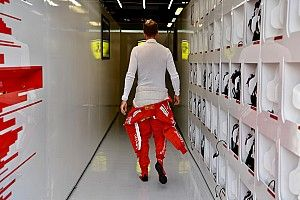 "Vettel not entertaining Ferrari exit with ""mission"" incomplete"