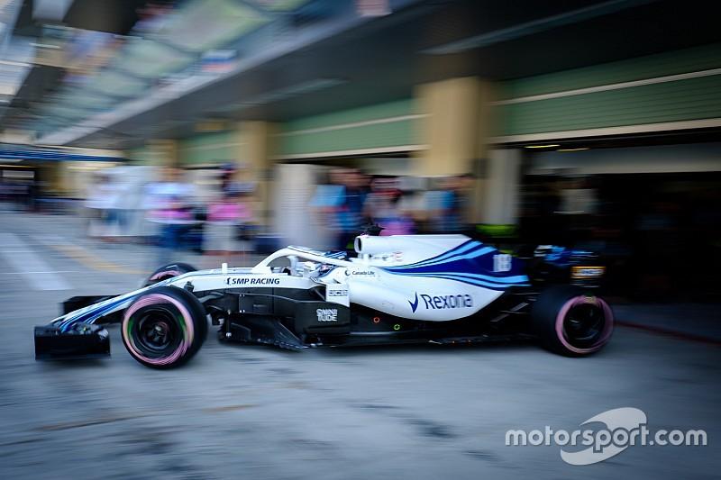 Онлайн. Первый день тестов Pirelli в Абу-Даби