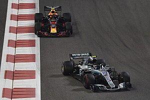 Red Bull apuesta por el concepto de ruedas de Mercedes para 2019
