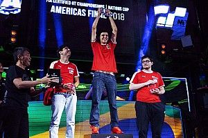 Igor Fraga se hace con el título de campeón de América FIA Gran Turismo