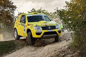 Suzuki all'appuntamento con l'eccellenza italiana del Cross Country