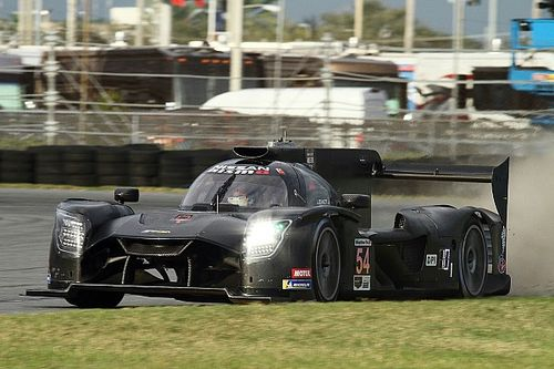 Nissan edges Mazda in final Roar test at Daytona
