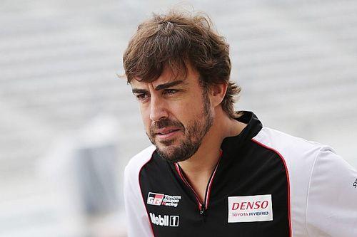 Toyota möchte Fernando Alonso über 2019 hinaus in der WEC halten