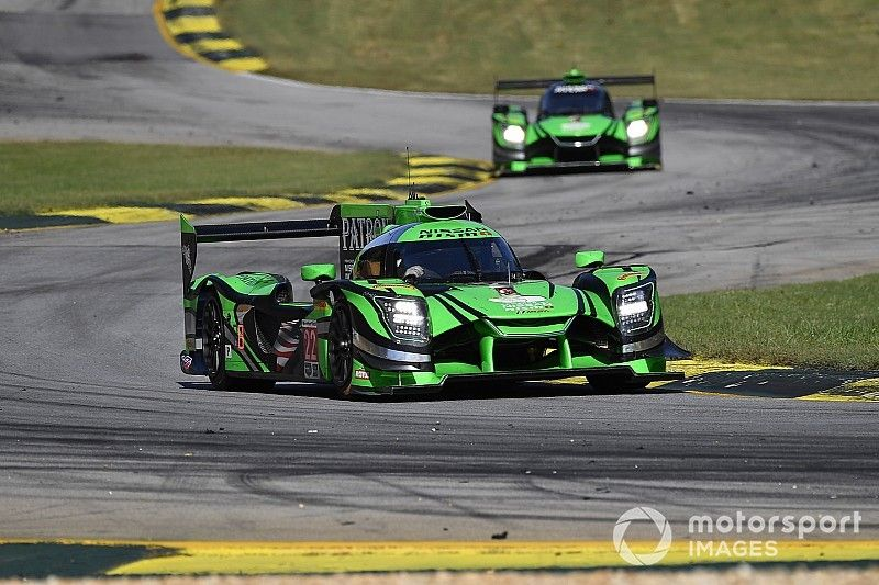 Petit Le Mans: Derani takes pole in thrilling qualifying session