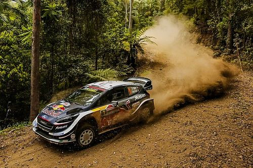 """Middle of nowhere"" Australian venue frustrates WRC teams"