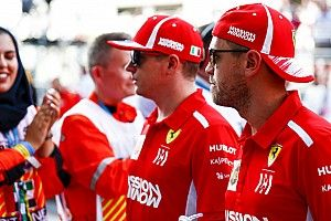 """Räikkönen: """"Köszönöm, Ferrari…"""""""