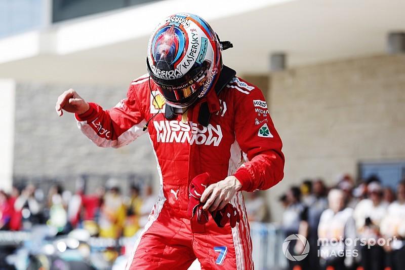 Kulisszatitkok Austinból: Räikkönen utolsó győzelmekor Hamilton még csak egyszeres bajnok volt