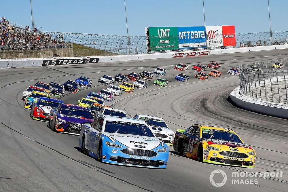 Texas becomes latest track to stake a claim for NASCAR's return