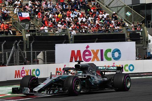 México anuncia GP de F1 con público