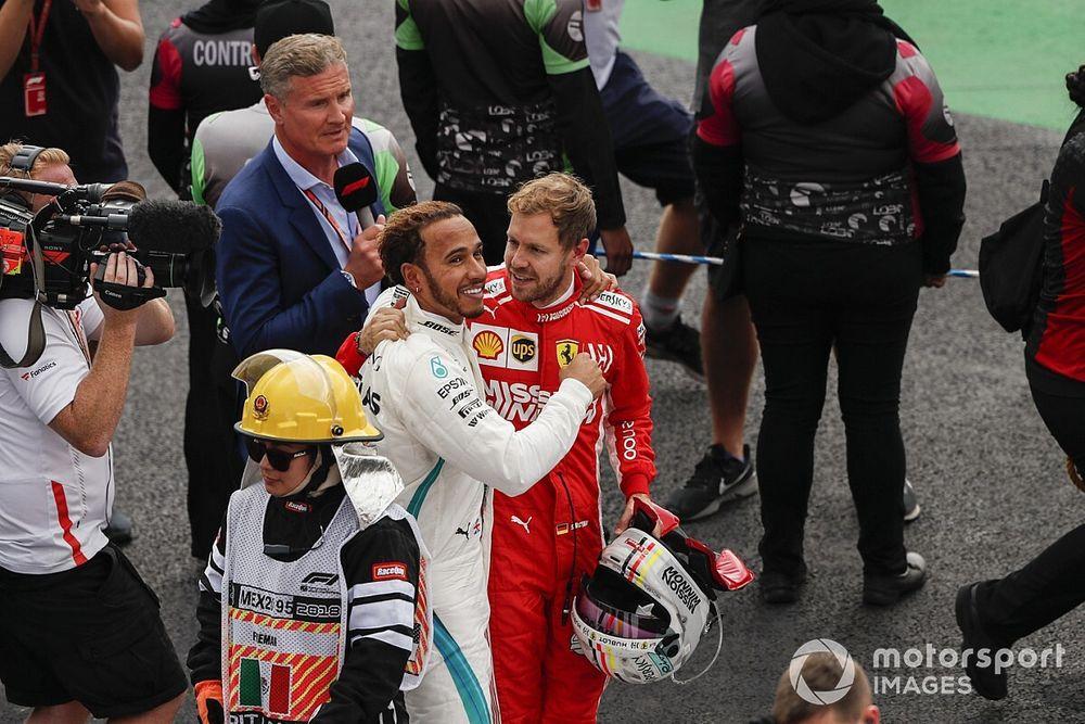 """Aston Martin-Vettel ilişkisine değinen Jordan: """"F1'in Lewis'e ihtiyacı var!"""""""