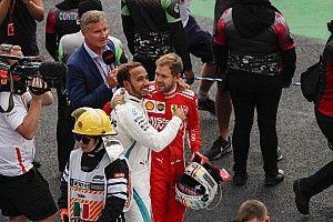 "Hamilton verteidigt Vettels Fahrstil: ""Nicht rücksichtslos und kein Draufgänger"""