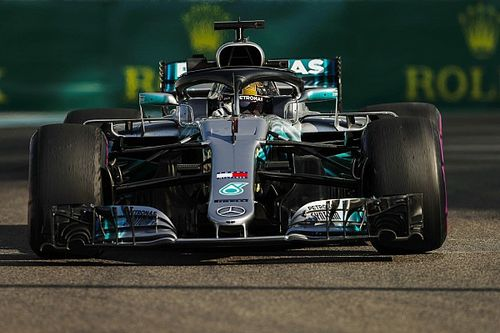 GP Abu Zabi: Hamilton przed Räikkönenem w ostatnim treningu