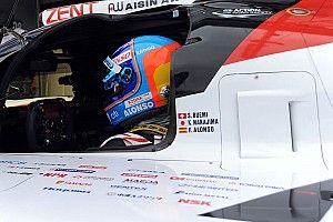 Alonso cree que la mala suerte y falta de ritmo marcaron la carrera de Fuji