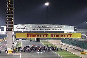 Regen verhindert record Rea, tweede race Qatar afgelast