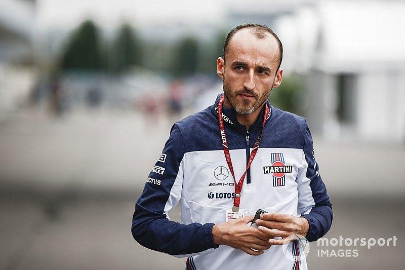 Kubica no esperará hasta diciembre para una decisión de Williams