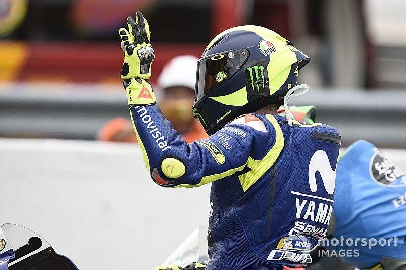 Eklat um Selfie eines Sportwarts: Rossi fordert mehr Professionalität