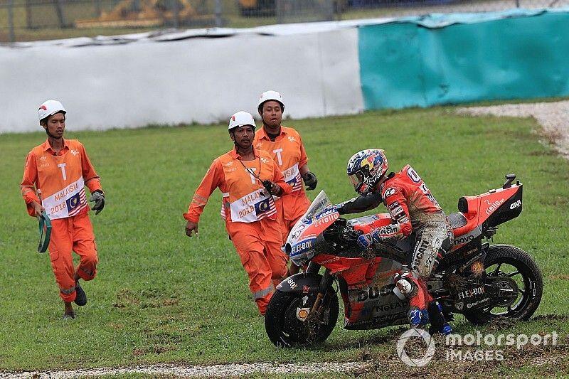 """Dovizioso: """"Hoy en día en MotoGP es imposible hacer pronósticos"""""""