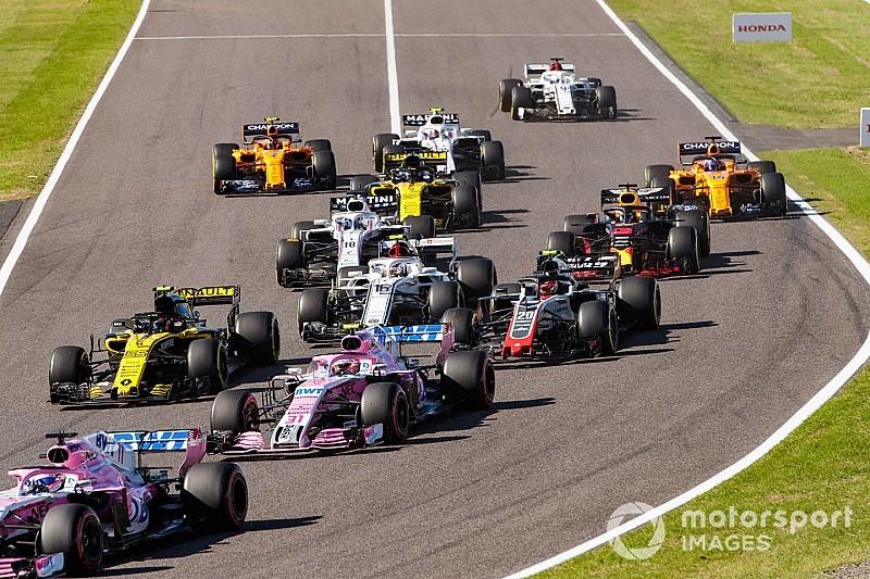 Így áll az F1-es konstruktőri pontverseny 4 futammal a szezon vége előtt