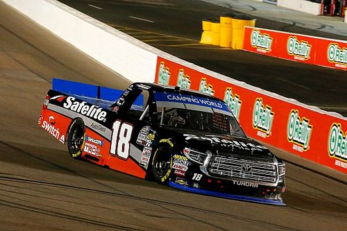 "Noah Gragson plans to ""battle harder"" for first Truck title"