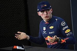Max Verstappen sancionado por los empujones a Ocon