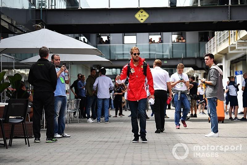 Ferrari: címeket fogunk nyerni Vettellel, de nem úgy, mint Schumacherrel