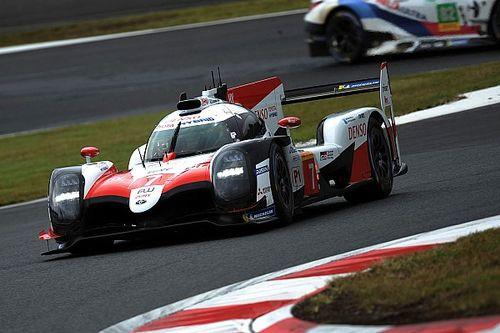 WEC Fuji: #7 Toyota klopt #8 van Alonso in strijd om pole