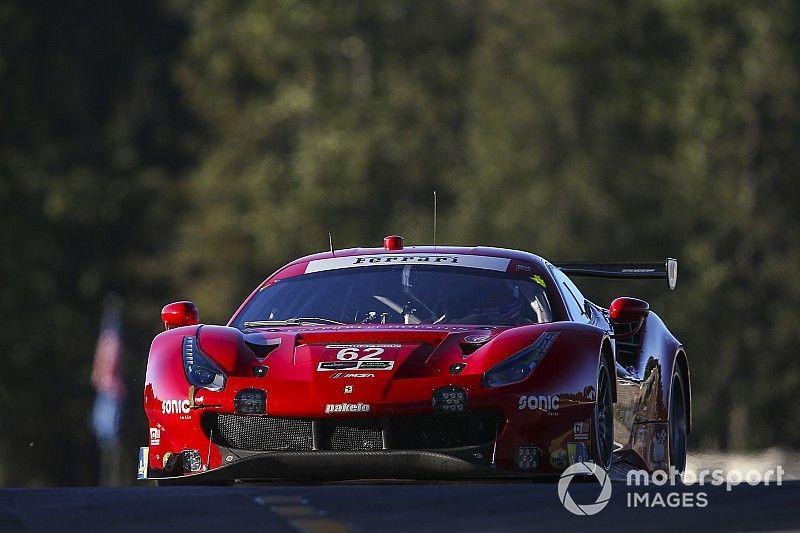 Risi Ferrari reveals driver lineup for Rolex 24 assault