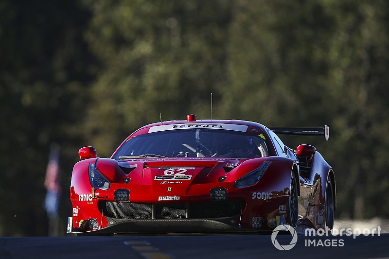 Risi Ferrari reveals driver lineup for Rolex 24 assault
