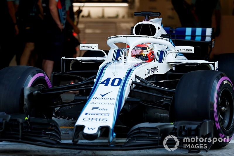Con suerte, el Williams de 2019 será mucho mejor que este, dice Kubica