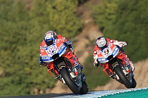 "Petrucci wants to avoid becoming Dovizioso's ""enemy"""