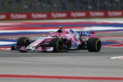 Ocon zdyskwalifikowany z GP USA za problem z paliwem