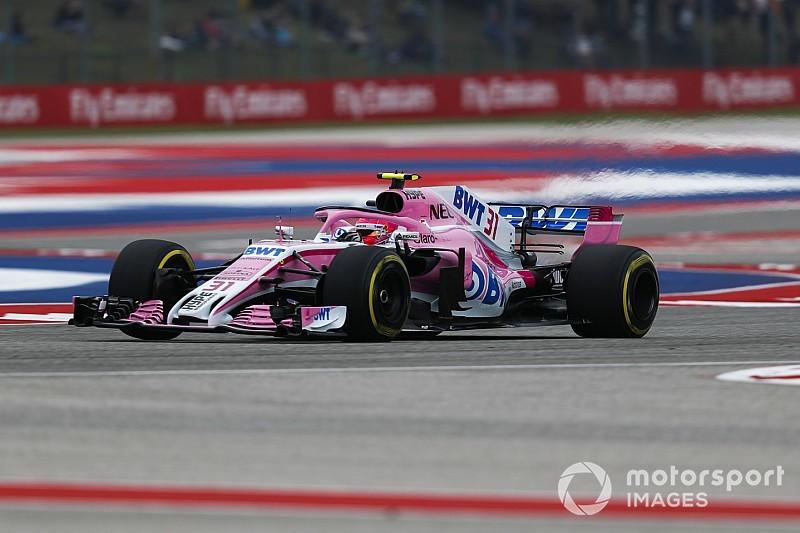 Ocon e Magnussen são desclassificados do GP dos EUA