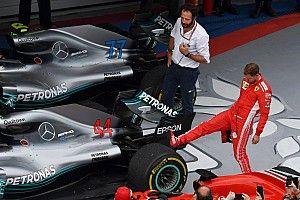 """Mercedes: """"Ez a legnagyobb különbség köztünk és a Ferrari között"""""""