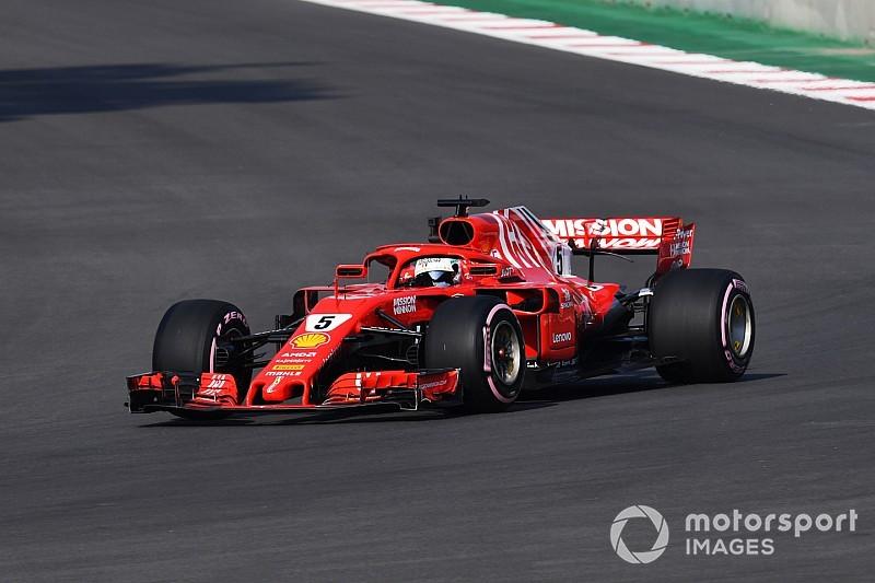 Vettel: Lastikleri istediğimiz şekilde çalıştıramıyoruz