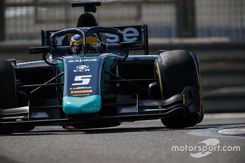 Sette Camara correrá con DAMS su tercera temporada de F2
