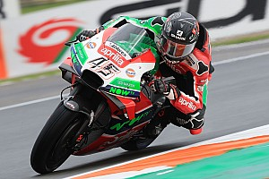 "Redding: Aprilia was like an ""empty void"" in 2018"