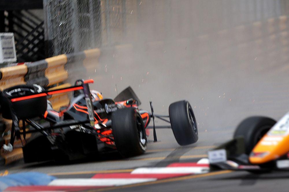 GPDA to discuss kerb role in Floersch crash - Grosjean