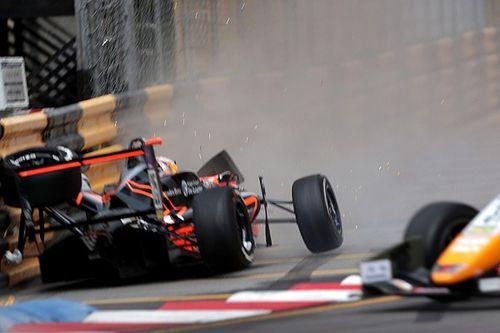 Los pilotos de F1 analizarán el rol del bordillo en el accidente de Floersch