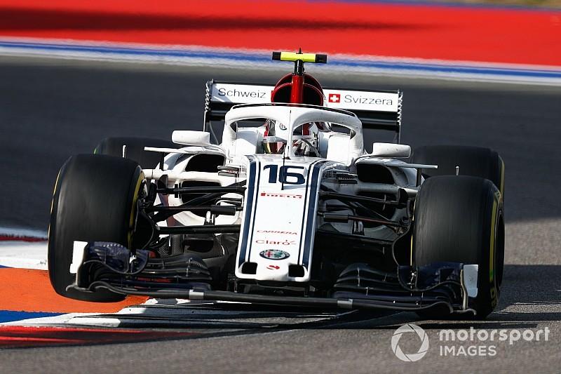Leclerc megint megvillant: 7. hely a Sauberrel az Orosz Nagydíjon