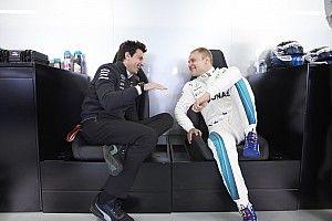 """Wolff: """"La rottura del motore di Bottas non si ripeterà su quello di Hamilton"""""""